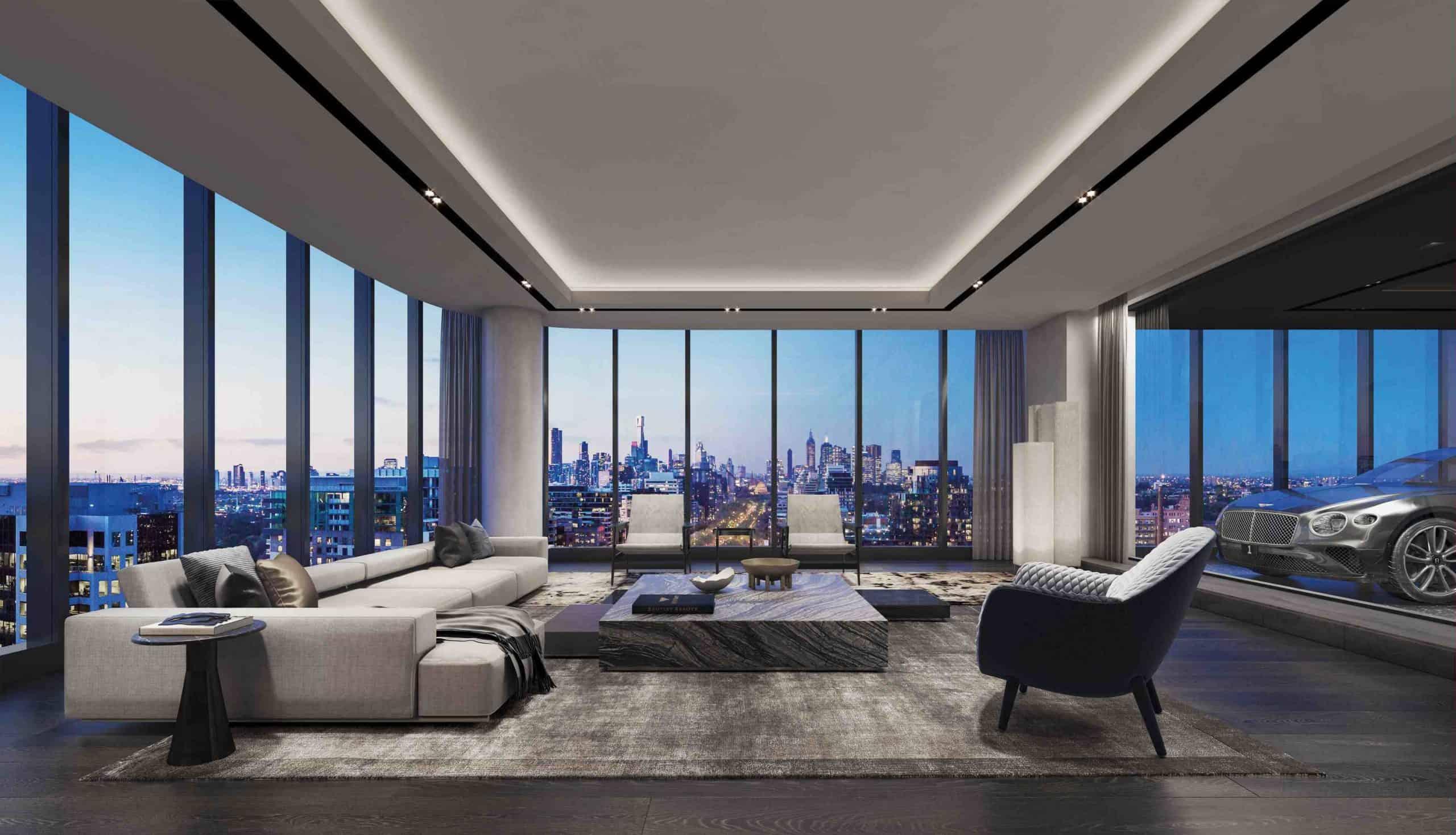 Neue Grand, Melbourne